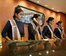 Spot Joining in Receptionist in Corporate office and Official in BBSR