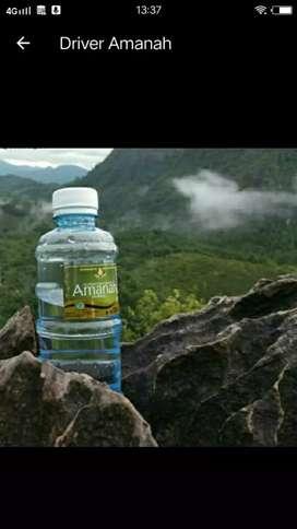 Air minum amanah