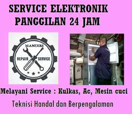 Mandiri servis Kulkas all merk / Ac split 1pk / Mesin cuci 1tabung