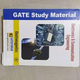 EC gate preparation second hand books- gateforum, ace