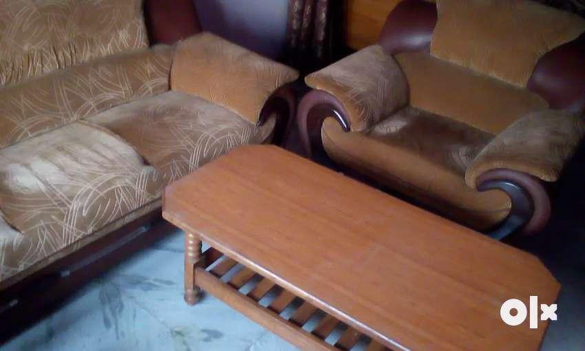 Sofa set 3 piece 0