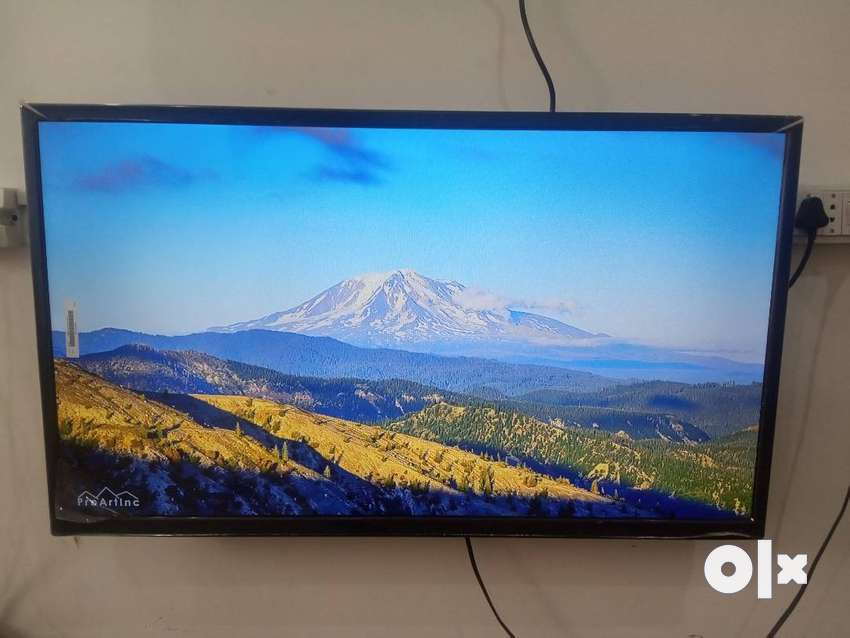 40 inch smart || fully android led tv || big screen light weight 0