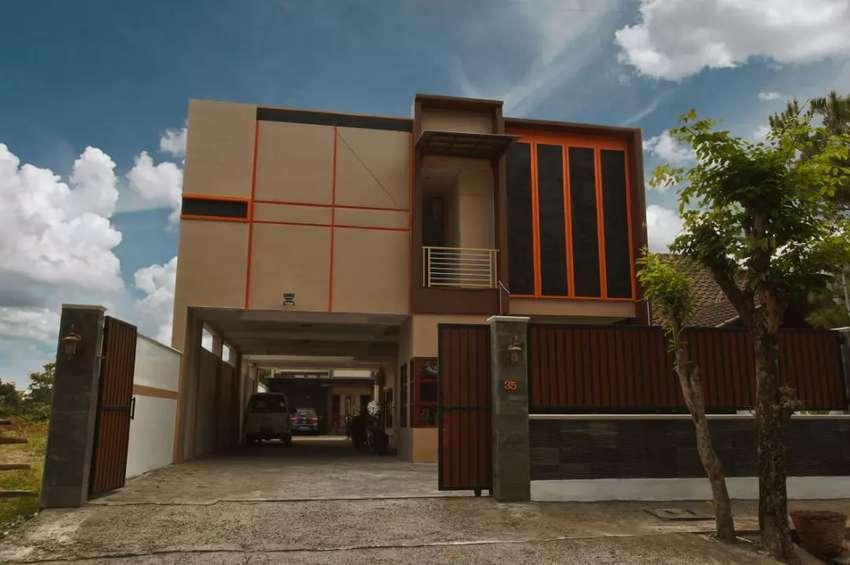 Dijual homestay dan rumah induk di Utara kampus UGM Yogyakarta