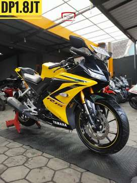 Yamaha All New R15 -2018, Yellow Edition-Termurah, Mustika Motoshop