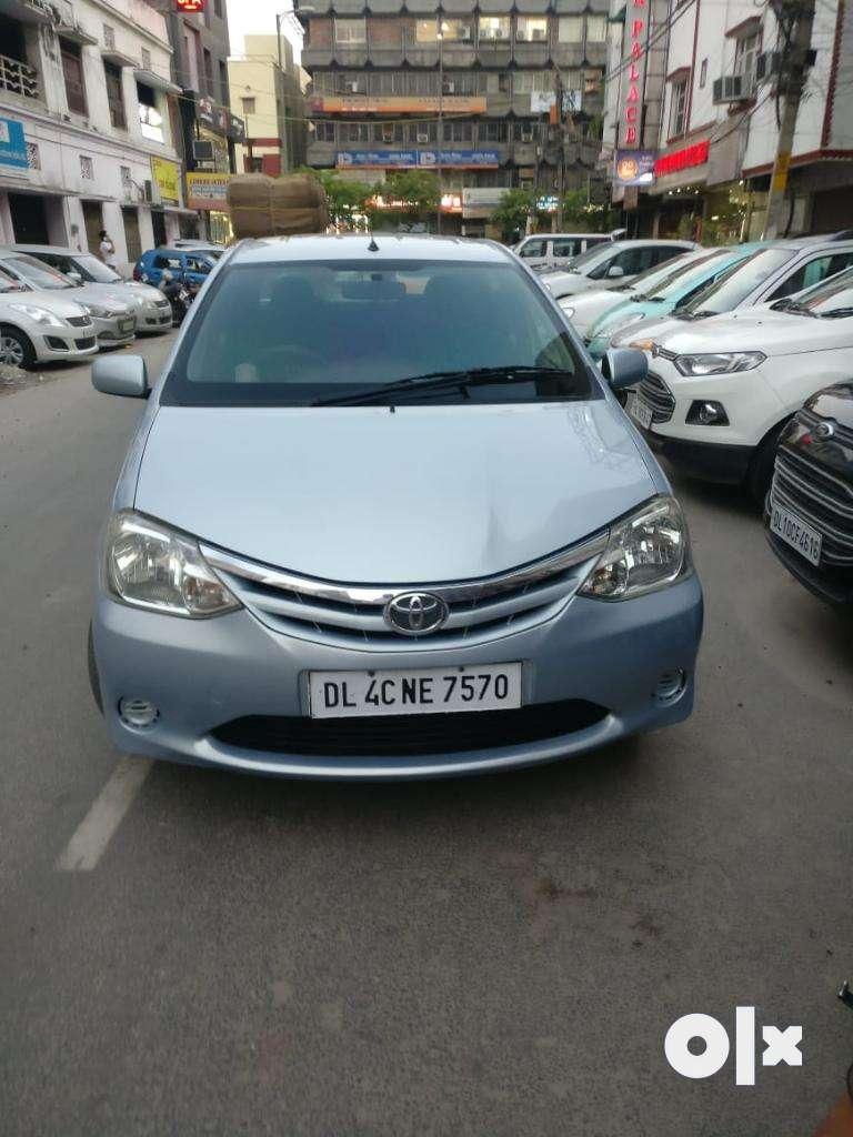 Toyota Etios G, 2011, Petrol 0
