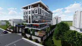 Shop and office space at biswanath chariali