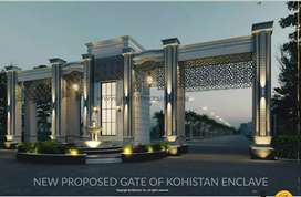 Kohistan Enclave 5 marla files for sale in Exntn 2