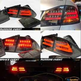 Honda Civic Tail light Smoke