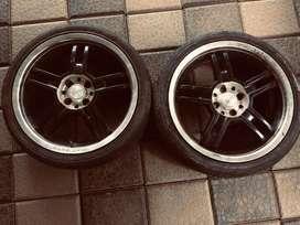 Momocross  lowprofile alloy
