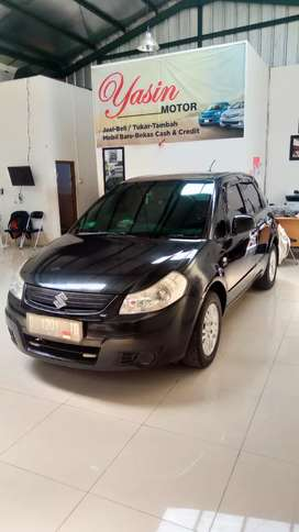 Sx4 ~X Road Mt 2009 Hitam