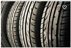 20% to 30%  Used Tyres Available For All Vehicles