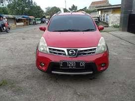 Dijual cepat Nissan Livina X Gear 1.5 AT 2012