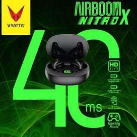 TWS Vyatta airboom nitro x tws gaming