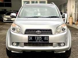 Toyota Rush S th 2009 matic istimewa