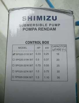 Submersible Shimizu 0,33 HP