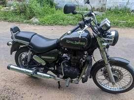 Good condition royal enfield thunder bird 500cc