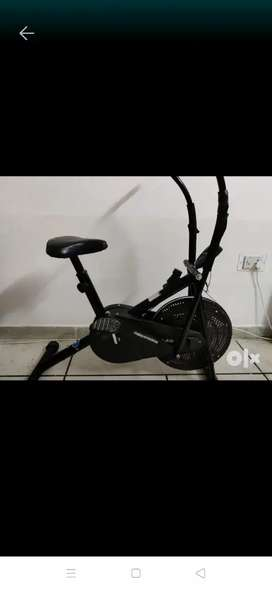 Selling of gym cycle