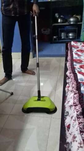 DREAM LINE Hand-propelled Sweeper or like you can say magic broom.
