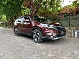 """Honda CRV 2,4 Prestige Sunroof 2015 Pajak & Plat Terima Baru """"KM50rb"""""""