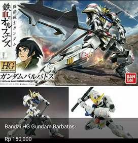 Bandai HG Gundam Barbatos