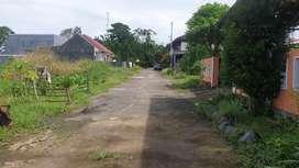 Tanah Kintal (cocok untuk dibangun rumah tempat tinggal)