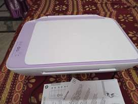 New HP Printer with box total new no use single time