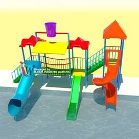 BT jual odong odong playground air