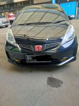 Honda jazz 2012 rs matic