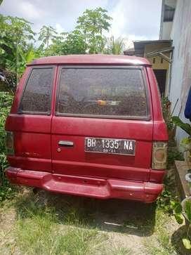 Dijual Mobil Isuzu Phanter Tahun 1993