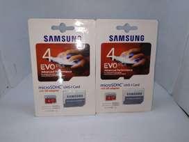 Micro SD SAMSUNG 4GB plus Adapter