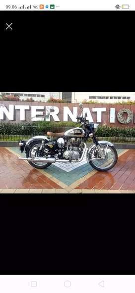 Royal Enfield Classic 500cc Chrome