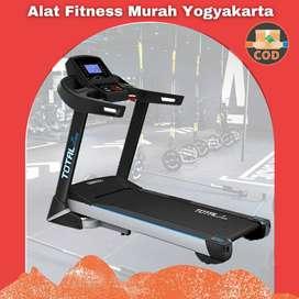 Alat Fitness Treadmill Elektrik 1 Fungsi TL-29 AC Komersial Yogyakarta