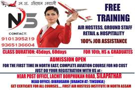 Urgently needed candidates in airports