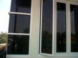 Disini kami jual dan pasang alumunium kusen jendela pintu