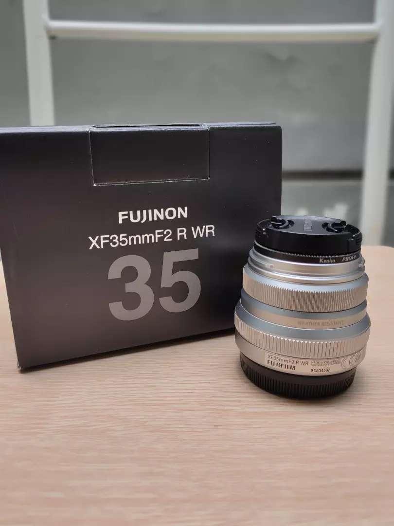 Fujinon 35mm F2 Mulus 0