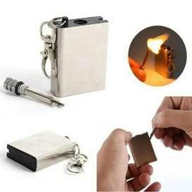 Korek Api Unik Gantungan Kunci Korek Api Minyak Mancis Lighter  Mini