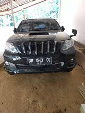 Di jual mobil Fortuner 2.5 G VNT TRD Sportivo