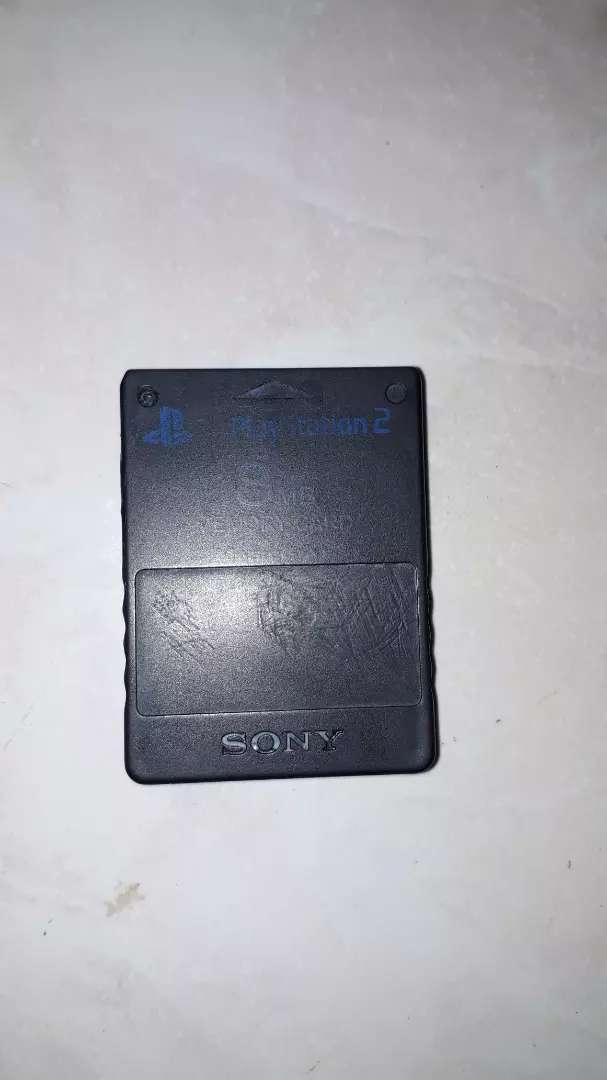 Memo PS 2 murah 8 mb 0