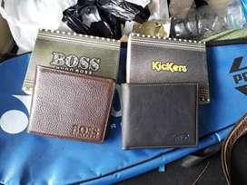 Dompet asli kulit (Ra kulit ra bayar)