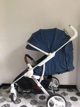 Stroler preloved merk babyelle enzo