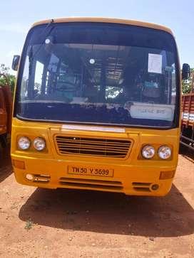 school bus ashok leyland
