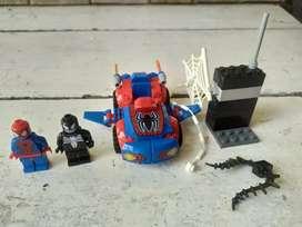 LEGO Juniors Spider-Car Pursuit 10665