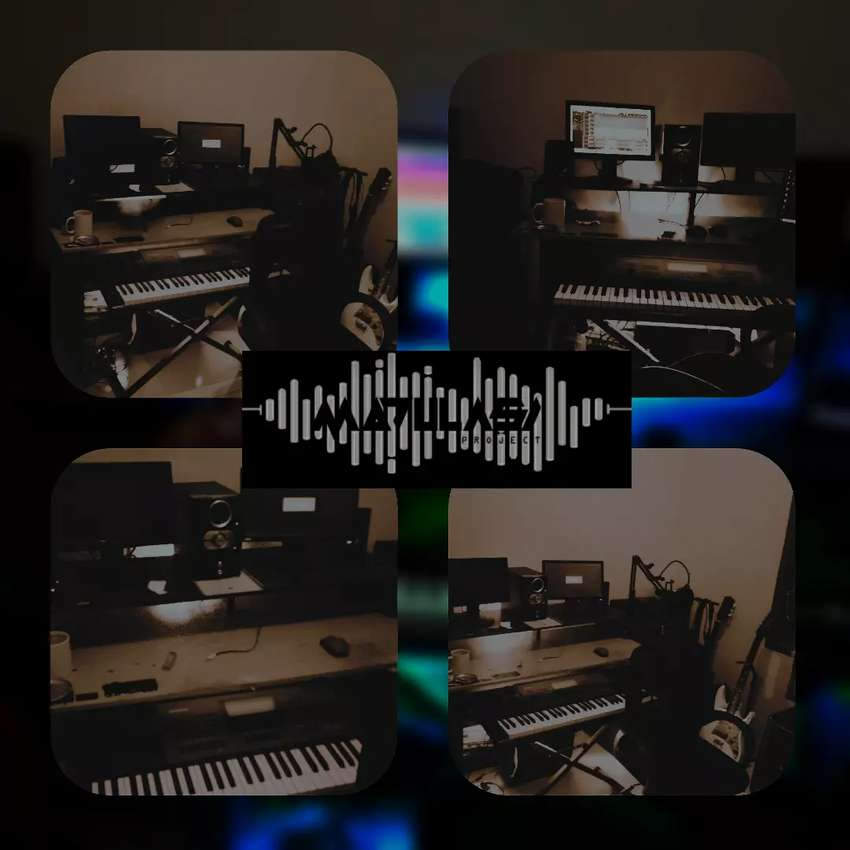 Recording home studio INDIE tanamas 0