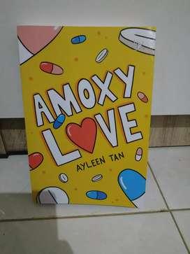 Novel Amoxylove by ayleen tan