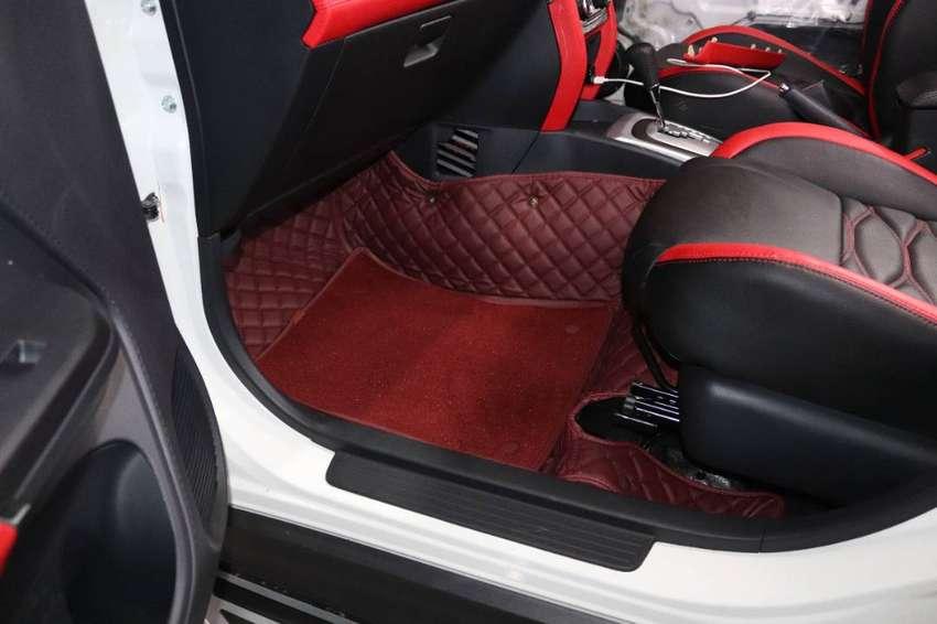 Karpet Ultimate 360 (2 LAYER) Mazda 8 | ( Kabin + Bagasi )