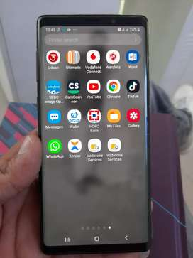 SAMSUNG NOTE9 512GB MOBILE