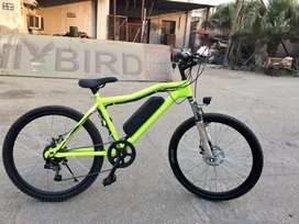 New Electric Bicycles