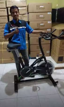 Negdeal sporty Sepeda statis balap spinning familly