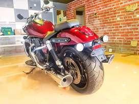 1700 cc Triump Thunderbird Storm