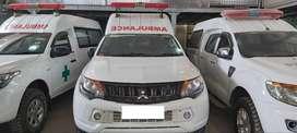 Dijual Mobil Ambulance Mitsubishi Triton 2.5 L EXCEED Siap Pakai